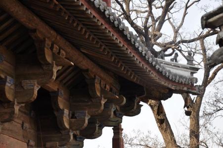 斗拱的组成部分,古代建筑斗拱命名